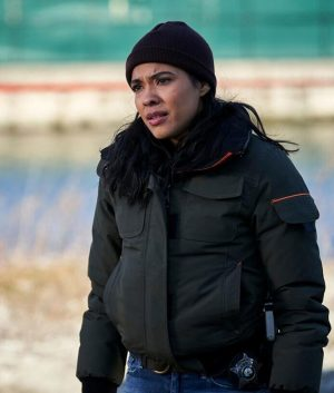 Chicago P.D. S07 Lisseth Chavez Jacket