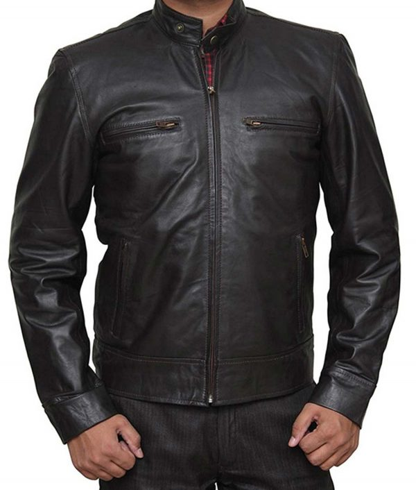 Chicago PDHank Voight Leather Jacket