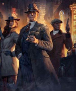 Empire of Sin Al Capone Trench Coat