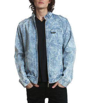 Good Girls Season 03 David Hornsby Leslie Peterson Blue Denim Blue Jacket