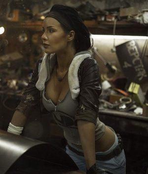 Half Life 2 Alyx Vance Leather Jacket