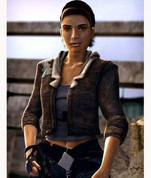 Half Life 2 Alyx Vance Jacket
