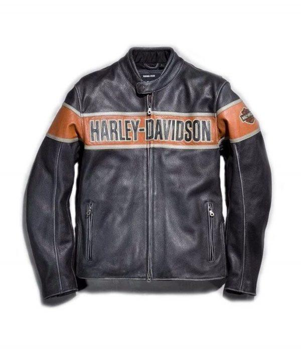 Harley Davidson Victory Lane Biker Jacket