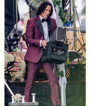 Bill And Ted Face The Music Logan Suit