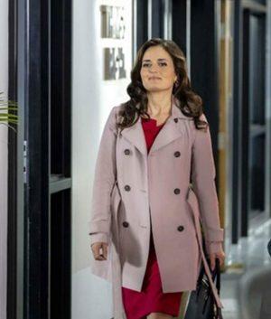 Matchmaker Mysteries A Fatal Romance Angie Dove Danica McKellar Coat