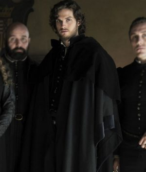Medici Daniel Sharman Coat