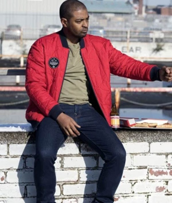 Aaron Bishop Bulletproof Jacket