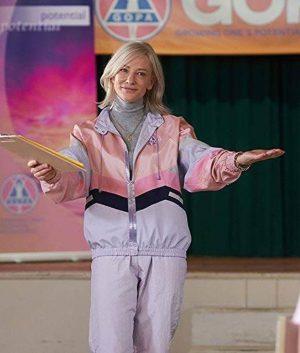 Pat Masters Stateless Pink Jacket