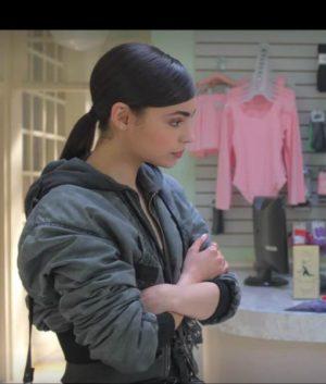 Sofia Carson Feel The Beat Jacket