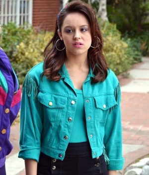 The Goldbergs S07 Erica Goldberg Jacket