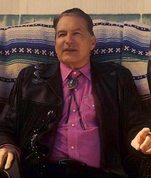 The Last Drive-In Joe Bob Briggs Fringe Jacket