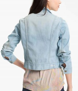 Yellowstone S03 Kelsey Asbille Denim Jacket