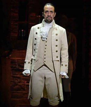 Alexander Hamilton Coat