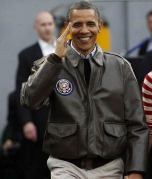 Barack Obama Jacket