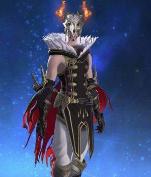 Final Fantasy XIV Bonewicca Whisperer Jacket