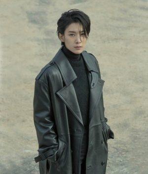 Cha Young Jin Coat