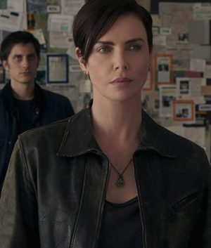 The Old Guard Charlize Theron Jacket