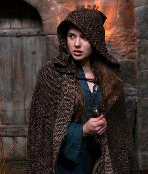 Katherine Langford Cursed Cloak