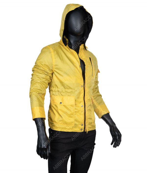 Yellow Jonas Kahnwald Coat