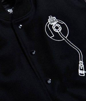 Def Jam Recording Varsity Jacket