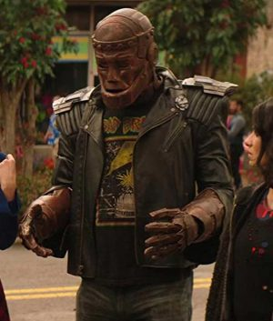 Doom Patrol S02 Robotman Jacket