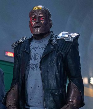 Robotman Doom Patrol S02 Jacket