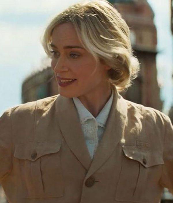 Lily Houghton Jungle Cruise Coat
