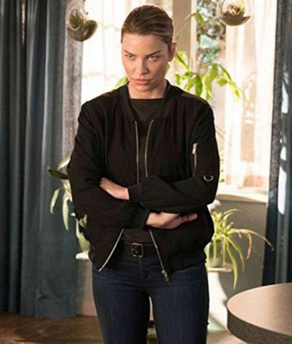 Lucifer S03 Chloe Decker Jacket