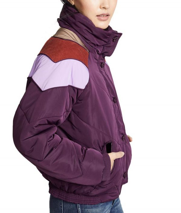 The Baby Sitters Club Puffer Jacket