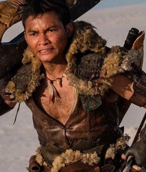 Monster Hunter The Hunter Vest