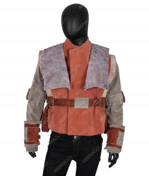 Star Wars Nick Nolte Brown Kuiil Vest