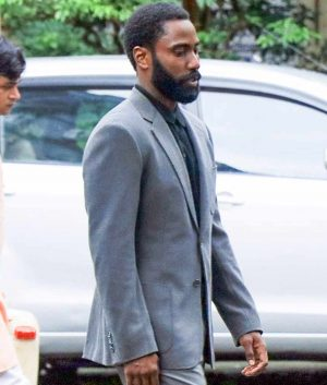 Tenet John David Washington Suit