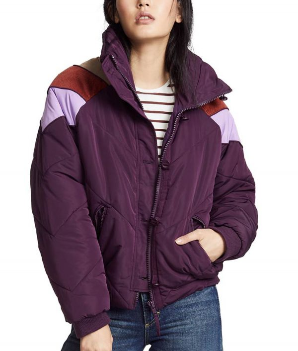 The Baby Sitters Club Mary Anne Spier Puffer Jacket