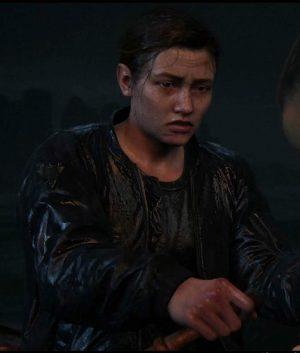 The Last Of Us Part II Abby Black Jacket