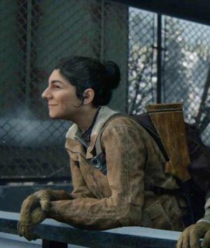 The Last Of Us Part II Dina Brown Jacket