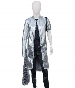 Tina Turner Silver Jacket