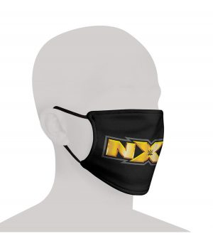 WWE NXT Face Mask