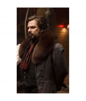 What We Do In The Shadows Season 3 Guillermo Long Coat