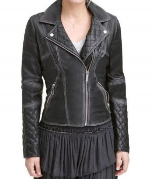 Womens Black Jacket