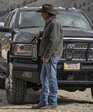 Yellowstone John Dutton Ranch Jacket