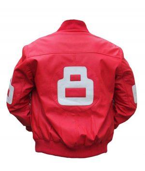 8 Ball Pink Jacket