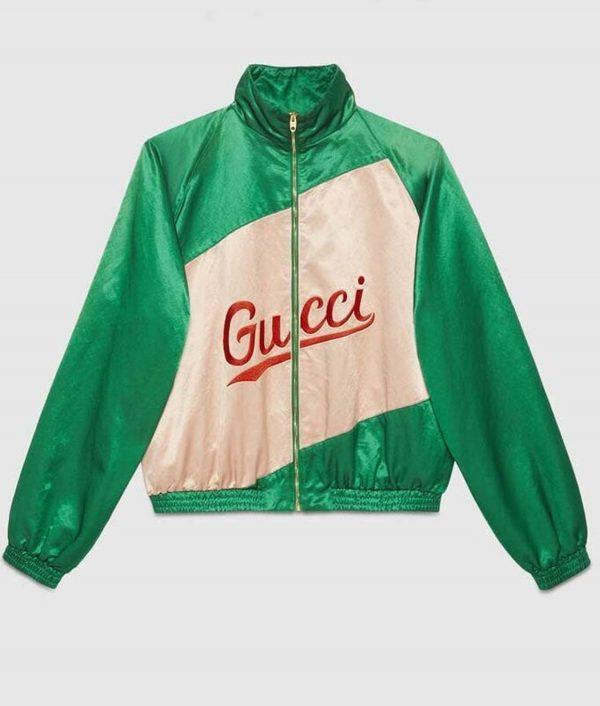 BTS Dynamite Jimins Gucci Bomber Jacket