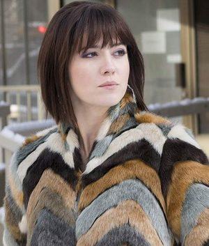 Fargo S03 Nikki Fur Jacket