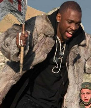 How To Fake A War Long Fur Coat