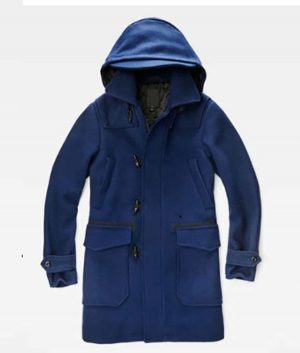 I'm Thinking of Ending Things Jessie Buckley Coat With Hood
