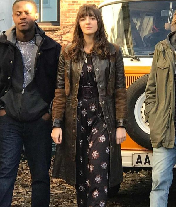 Kat And The Band Ella Hunt Coat
