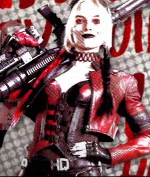 Margot Robbie The Suicide Squad Jacket
