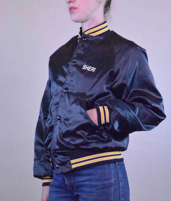 Bomber Nitendo Game Conselor Jacket