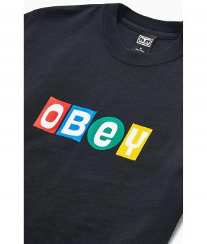 Obey Big Short T-Shirt