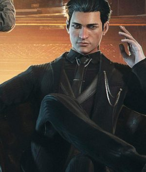 Sherlock Holmes Chapter One Black Suit
